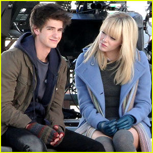 Andrew Garfield Talks About Chemistry with Emma Stone