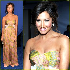 Ashley Tisdale: People's Choice Awards 2011!