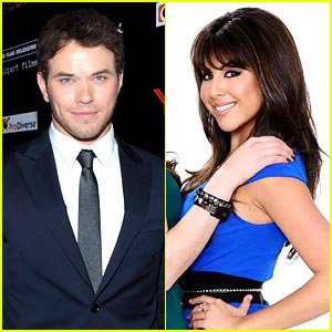 Daniella Monet & Kellan Lutz: Libby Award Winners!
