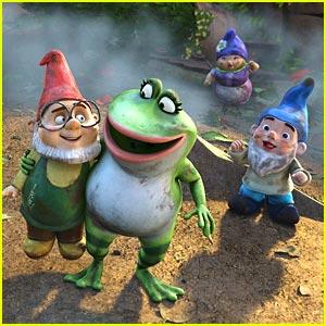 New Gnomeo & Juliet Stills -- JJJ Exclusive!
