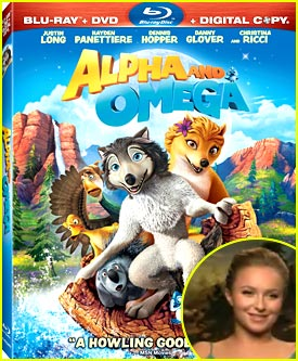 Hayden Panettiere: Alpha & Omega on DVD Tomorrow!