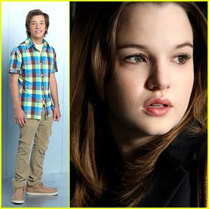 Kay Panabaker & Jimmy Bennett: Double Standard Siblings