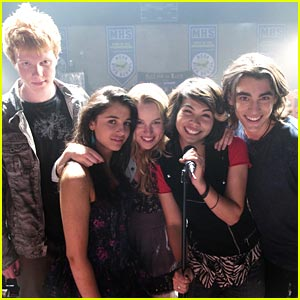 Bridgit Mendler: 'Lemonade Mouth' Moves to April 15!