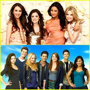 The Secret Life & Pretty Little Liars Get New Seasons on ABC Family!