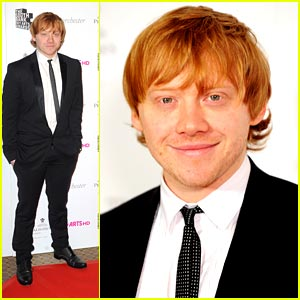 Rupert Grint: Harry Potter Nominated for an Oscar!