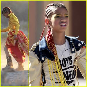 Willow Smith is a '21st Century Girl'
