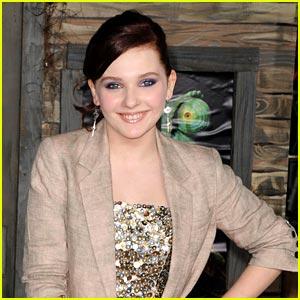 Abigail Breslin: A 'Hunger Games' Contender?