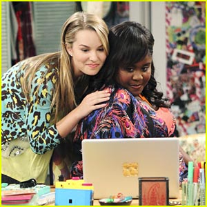 Bridgit Mendler Plays Matchmaker for Raven Goodwin