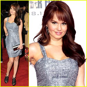 Debby Ryan: 'Number Four' Flirty