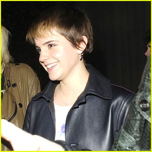 Emma Watson: First Look at Line with Alberta Ferretti!