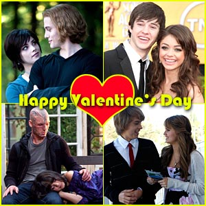Happy Valentine's Day from JJJ!