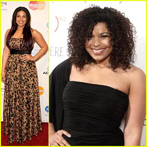 Jordin Sparks is Belvedere Beauty