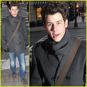 Nick Jonas Doesn't Consider Himself an Actor