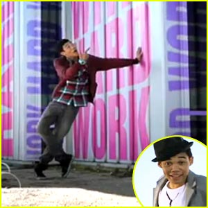 Roshon Fegan: 'Anything Is Possible' Video Sneak Peek!