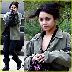 Vanessa Hudgens: Been Wanting Tattoo For Long Time