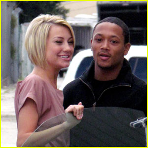 Chelsea Kane & Romeo: 'DWTS' Practice Pair