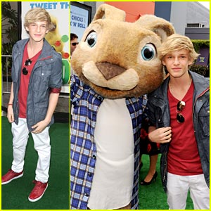 Cody Simpson Hippity 'Hop's To Universal City