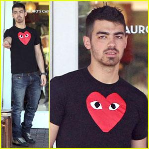 Joe Jonas: 'Eye' See You!