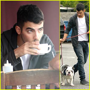 Joe Jonas: Winston Goes To The Doctor