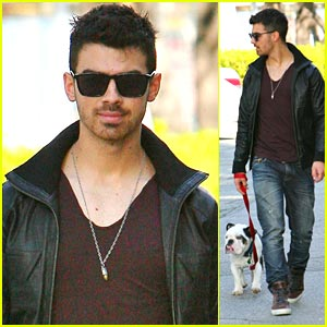 Joe Jonas: Details Cover Shoot Video!