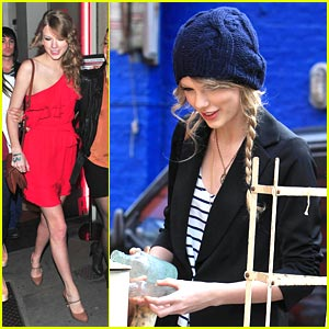 Taylor Swift: Antique Shopping Addict!