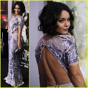 Vanessa Hudgens: 'Sucker Punch' Premiere!