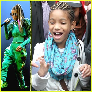 Willow Smith: '21st Century Girl' in Dublin