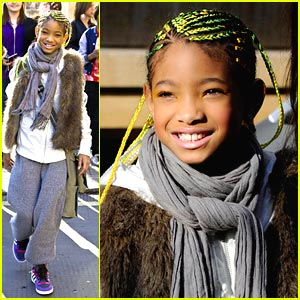 Justin Bieber: Willow Smith is 'The Truth'