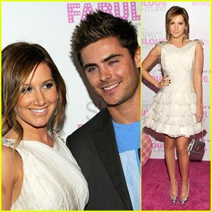 Ashley Tisdale: Sharpay's Fabulous Adventure with Zac Efron!