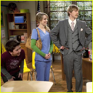 Bridgit Mendler &#038; Jason Dolley Are The Parents