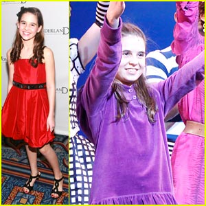 Carly Rose Sonenclar: 'Wonderland' Opening Night!