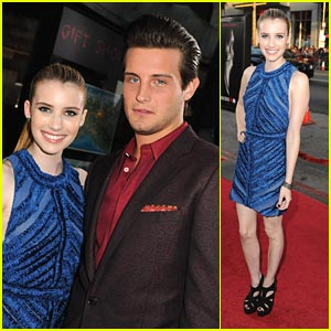 Emma Roberts: Scream 4 Premiere!