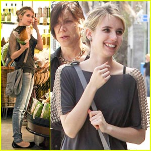 Emma Roberts: 'The Art of Getting By' Trailer!