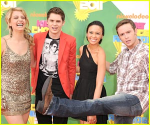 Gage Golightly &#038; Matt Shively: Kids Choice Awards 2011!