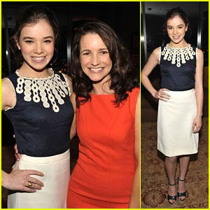 Hailee Steinfeld: Dinner With A Designer