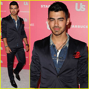 Joe Jonas: Hot Hollywood Party!
