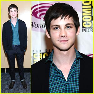 Logan Lerman Took 'Three Musketeers' Role for Grandfather