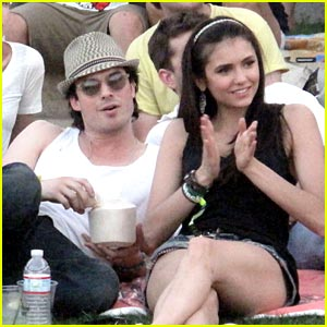 Nina Dobrev Joins 'Perks of Being A Wallflower'