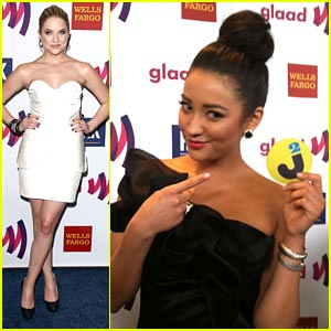 Shay Mitchell: Ashley Benson Is Such a Prankster!