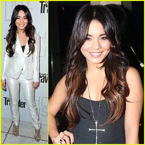 Vanessa Hudgens: Conde Nast Nightlife!