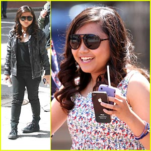 Charice: 'Here Comes The Boom' in Boston!