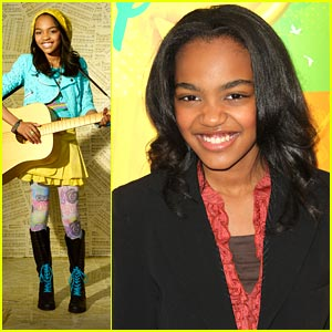 China McClain: New 'A.N.T. Farm' Promos!