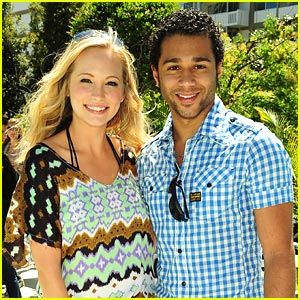 Corbin Bleu: Happy Birthday, Candice Accola!
