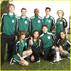 Disney's Friends For Change Games: The Green Team!
