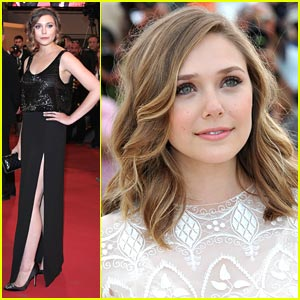 Elizabeth Olsen 'Rows' Into Cannes Film Festival 2011
