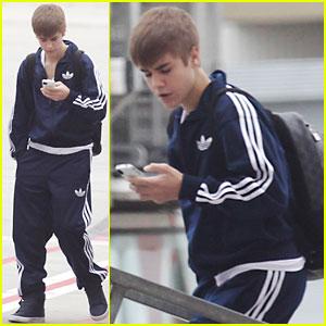 Justin Bieber: Aussie Arrival!
