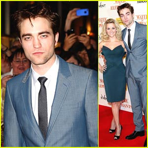 Robert Pattinson Suits Up for Sydney