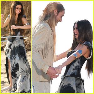 Selena Gomez: Music Video Shoot!