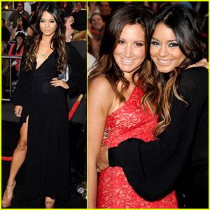 Vanessa Hudgens & Ashley Tisdale: 'Pirates' Premiere Pals!