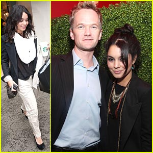 Vanessa Hudgens: Bar Basque Beauty